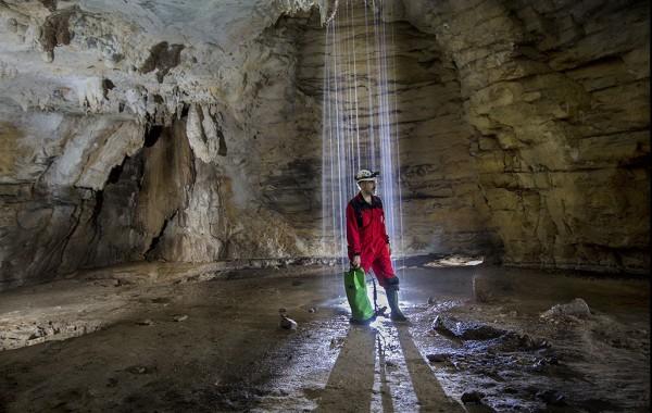 Cueva de Ungino (ALAVA)